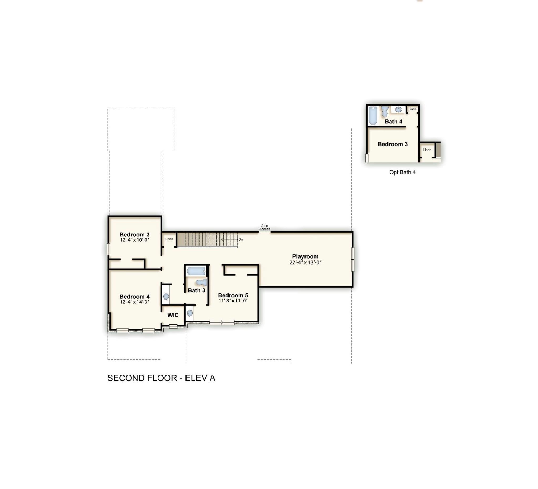Grant New Homes Arlington Tn