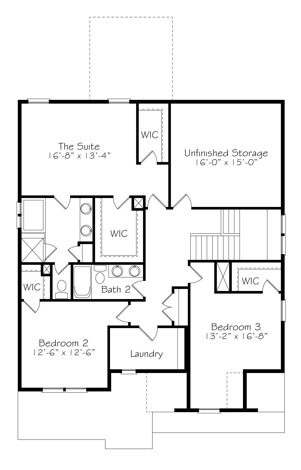 Comfort Second Floor
