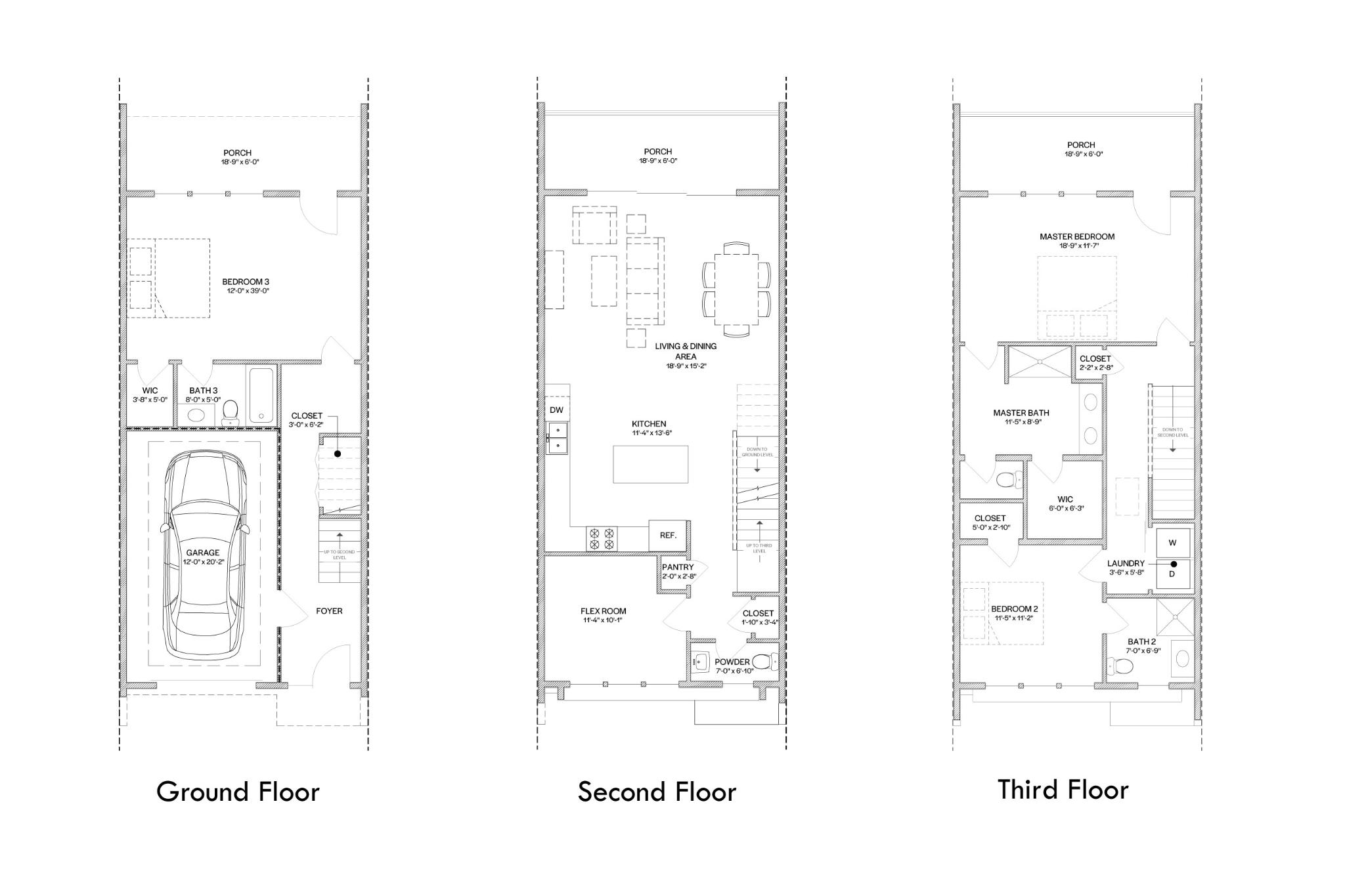 Soho Slab Floor Plan