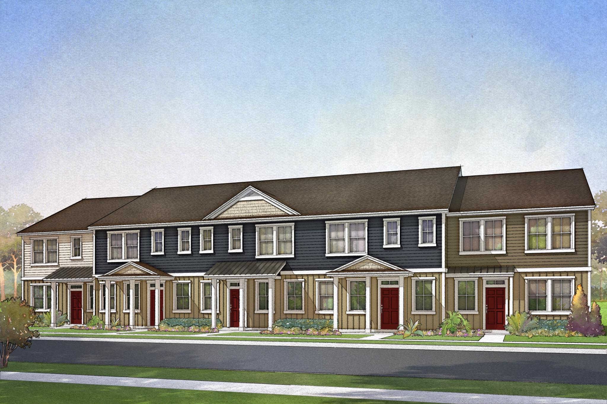Tributary Building M Rendering