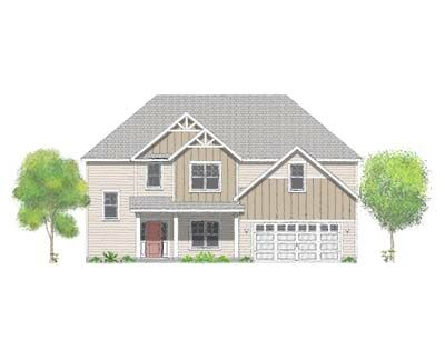 Elevation A at Colony Woods South