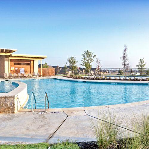 chisholm ranch trail community pool