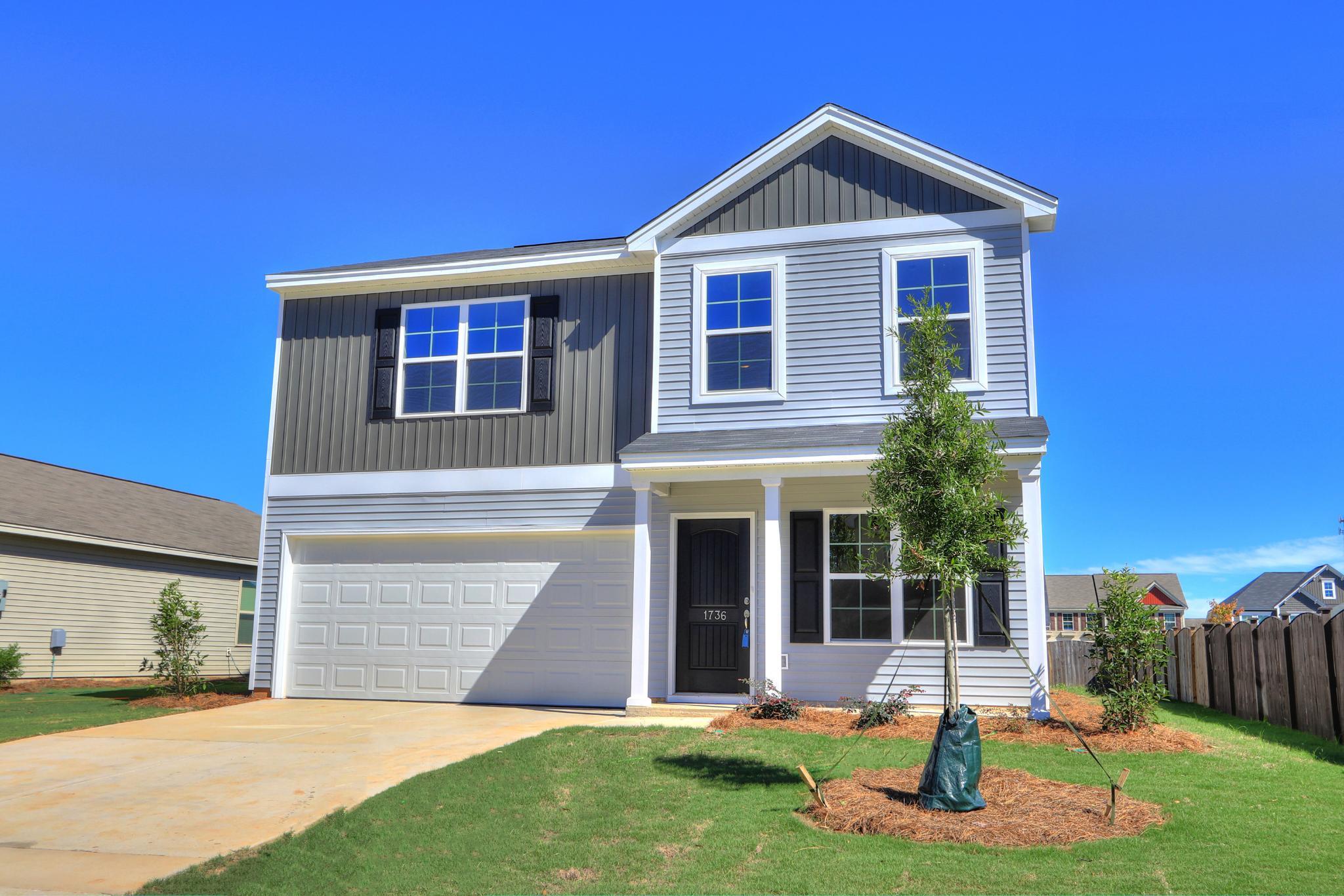 Mungo Homes Patterson Floor Plan: Mungo Homes Greenville