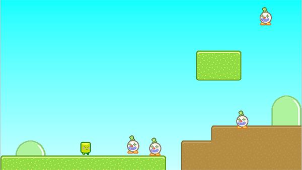 Platformer Style Game