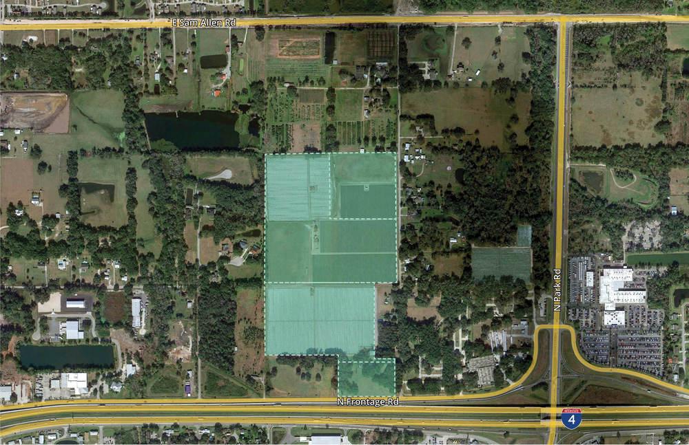 <div>I-4 & N Park Road</div><div>Plant City, FL 33563</div>