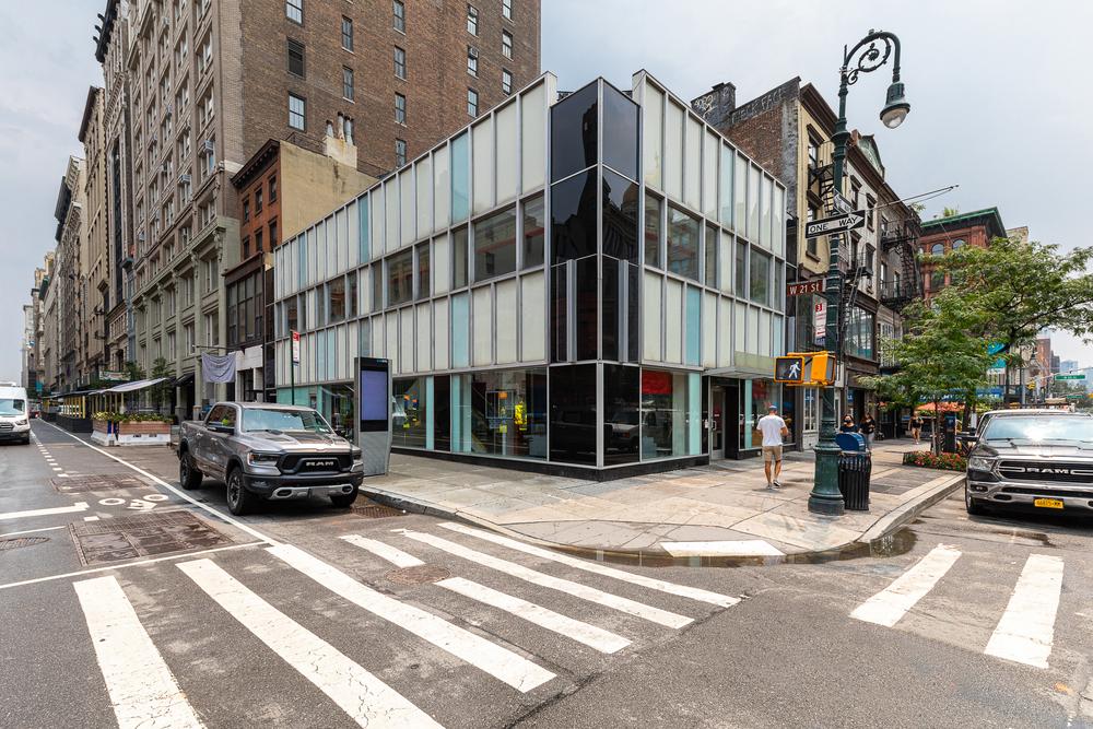 <div>670 Avenue of the Americas</div><div>New York, NY 10010</div>