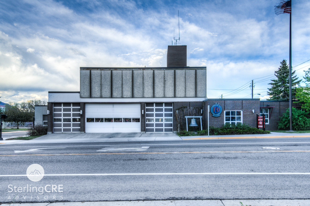 Fire Station 1 - 34 N Rouse Avenue