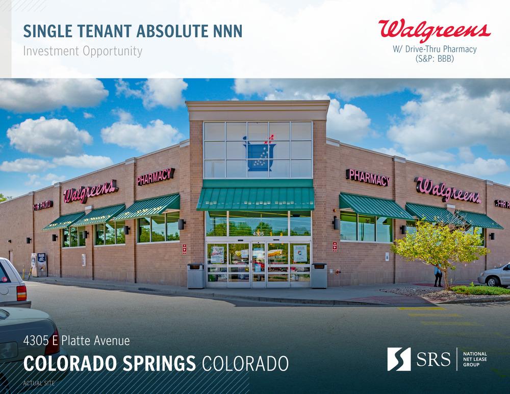Colorado Springs, CO - Walgreens