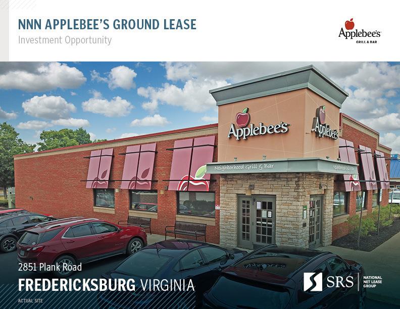 Fredericksburg, VA - Applebee's
