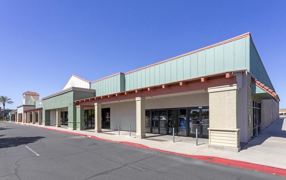 Prime Village Square Shopping Center Shop Spaces
