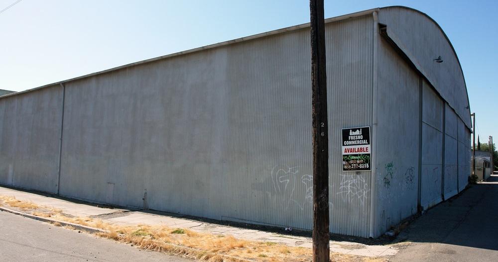 ±21,375 SF Freestanding Industrial Building