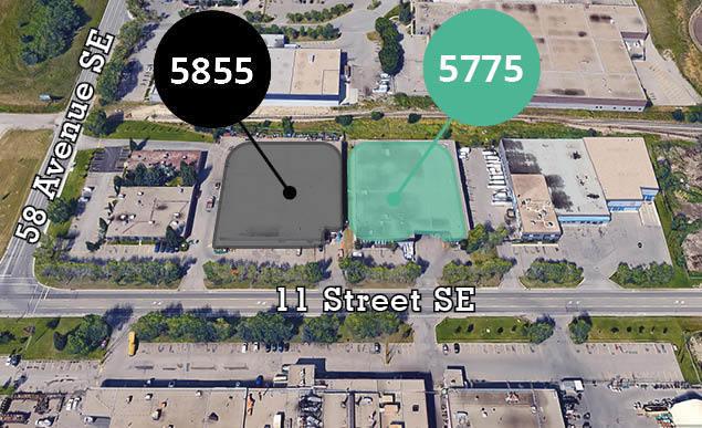 Standen's Industrial Properties<br/><div>5855 & 5775 - 11 Street SE</div><div>Calgary, AB T2H 1M7</div>