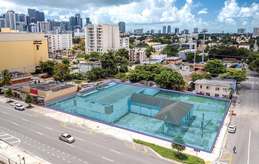 858 West Flagler<br/><div>858 - 870 West Flagler Street</div><div>Miami, FL 33130</div>