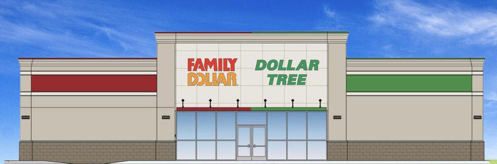 Family Dollar - Dollar Tree