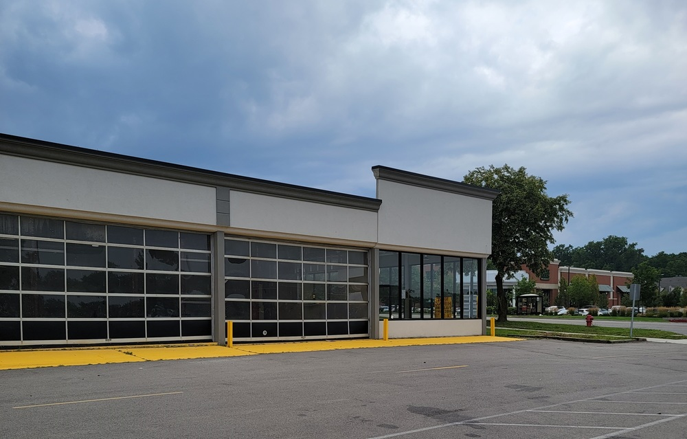 Auto Services Building for Lease in Ann Arbor