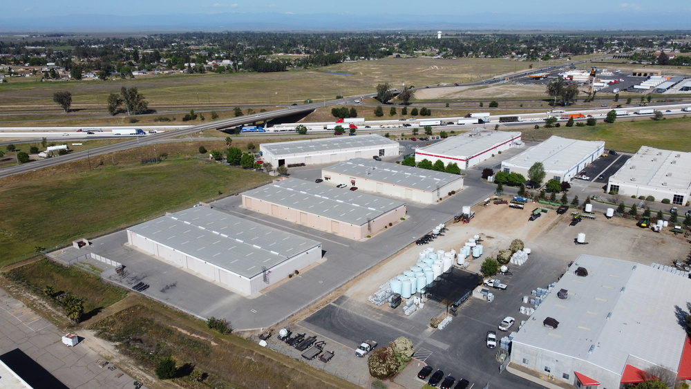 Yeager Industrial Park