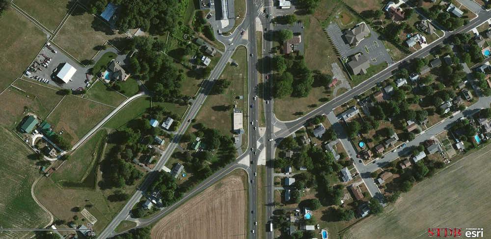 Rt 113 & Seabury Ave.