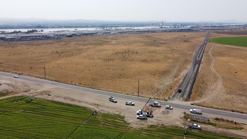 Pasco Industrial Site