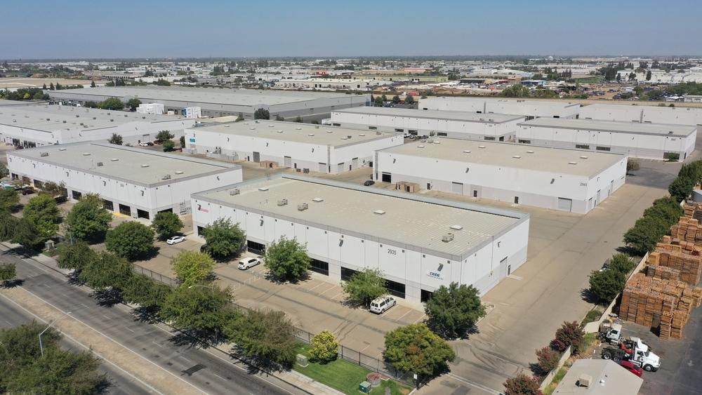 Elm Avenue Industrial Park