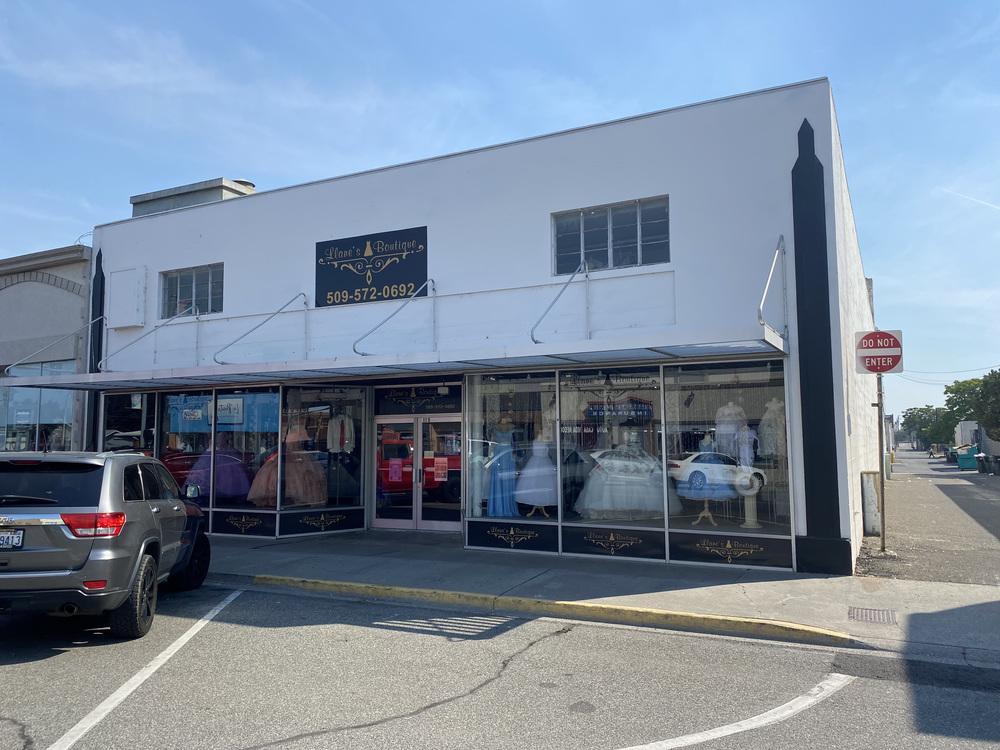 Downtown Pasco Retail Building