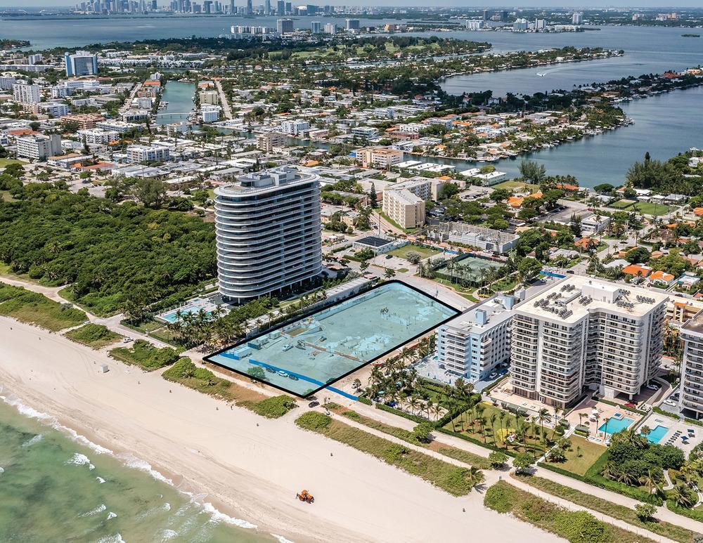 Surfside Land<br/><div>8777 Collins Avenue</div><div>Surfside, FL 33154</div>