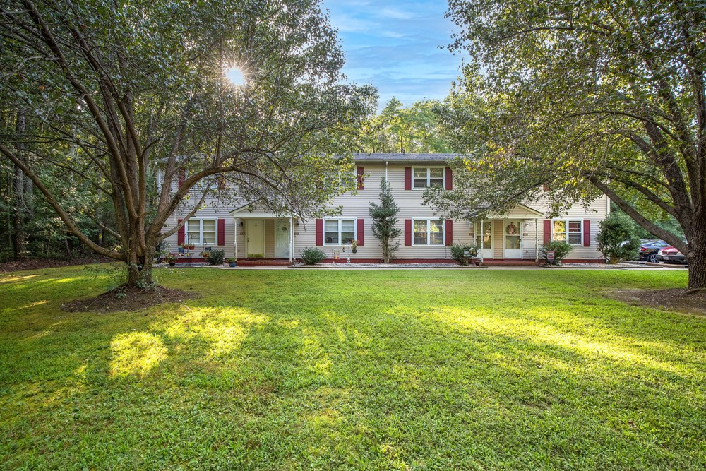 2 Four Unit Apartment Buildings | Mathews County | Fully Occupied | ACCELERATED SALE