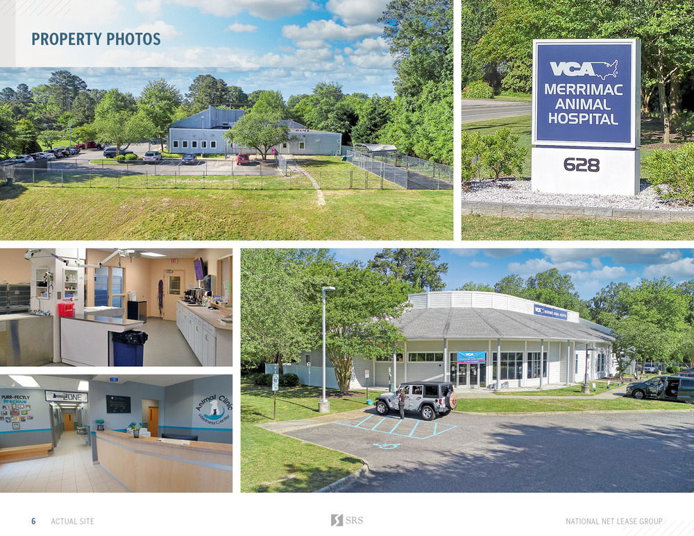 Williamsburg, VA - VCA Merrimac Animal Hospital
