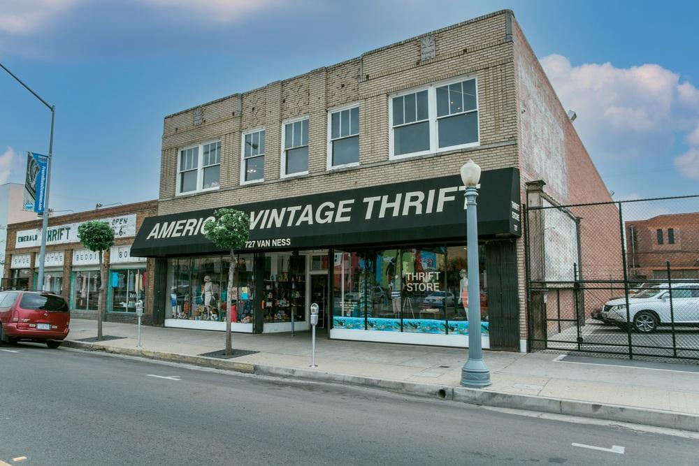 Vintage Square