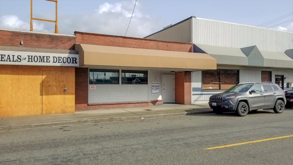 W Stewart Retail Building