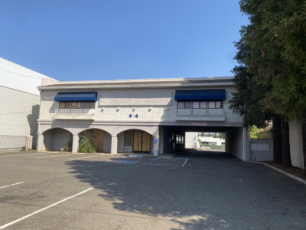 Two Story Office Building