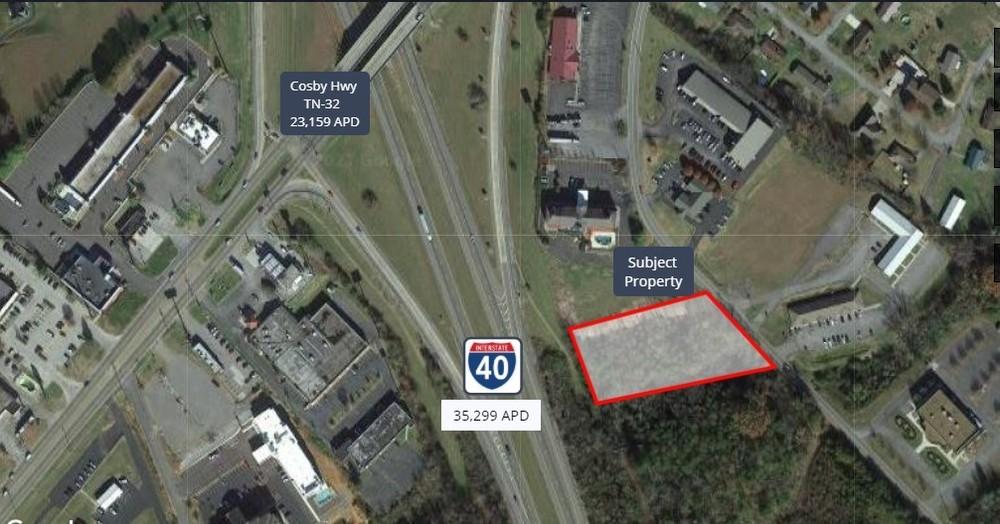 Heritage Blvd Lot 1<br/><div> Heritage Blvd</div><div>Newport, TN 37821</div>