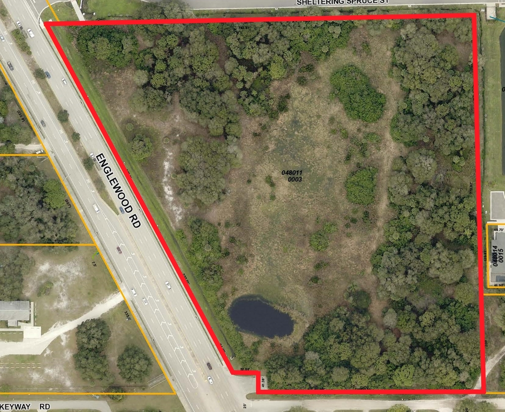 Owner Considering All Offers - Northeast Corner of Keyway Rd. and Englewood Dr., Englewood, FL 34223