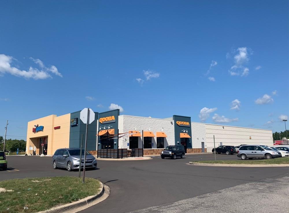 Midland Shopping Plaza