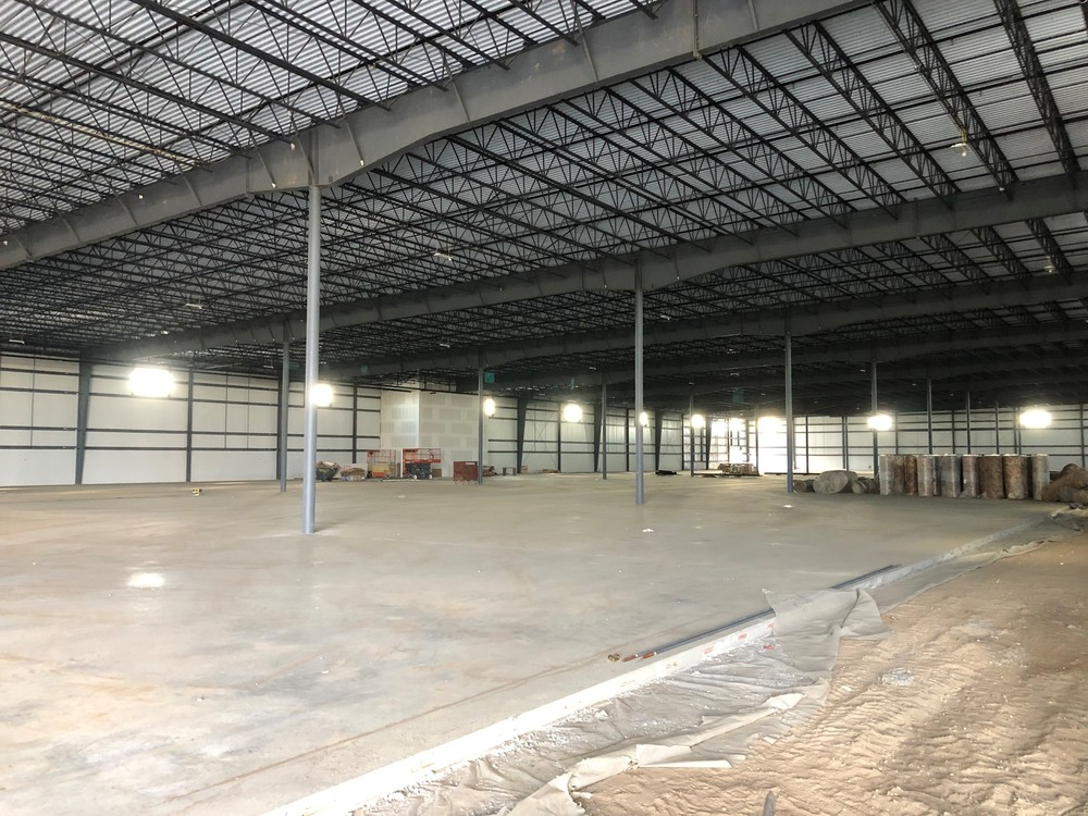Industrial Warehouse Distribution