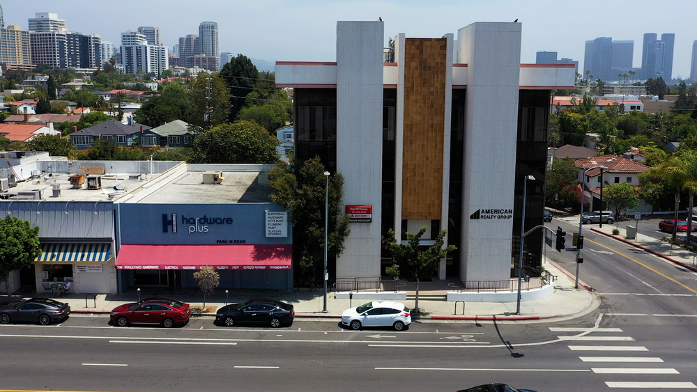 Mixed-Use: Office & Retail in Westwood