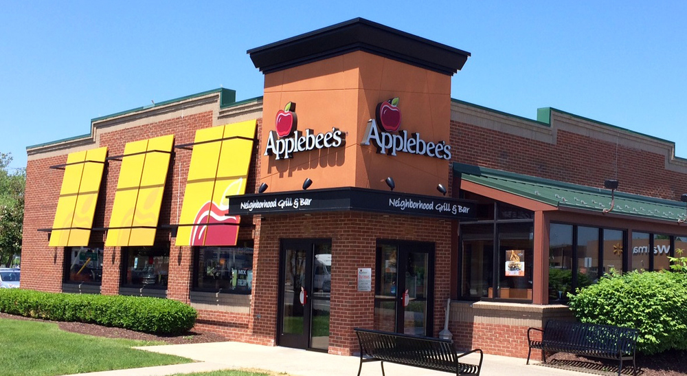 Applebee's Ground Lease - Walmart Supercenter Outparcel