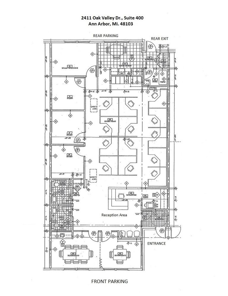 Ann Arbor Office Condominium for Lease