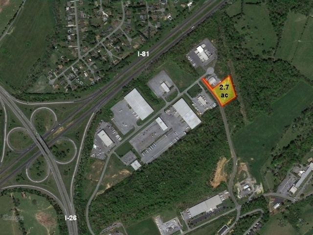 Interstate Park South<br/><div>11B Eastern Star Rd. </div><div>Kingsport, TN 37663</div>
