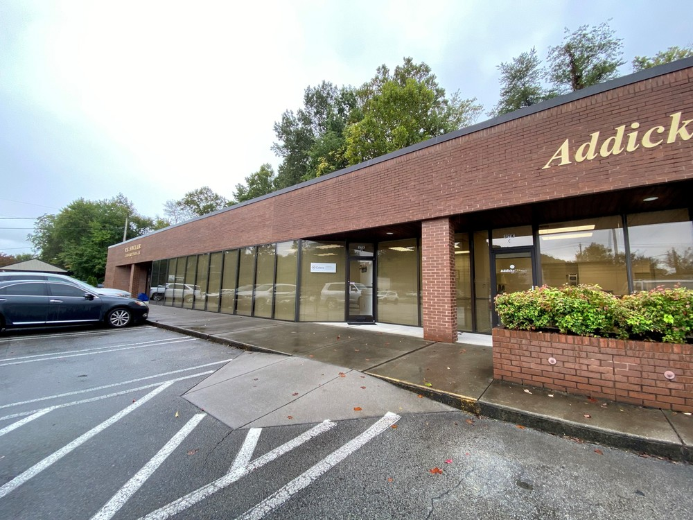 Bearden Office Space<br/><div>413 S. Northshore Drive</div><div>Knoxville, TN 37919</div>