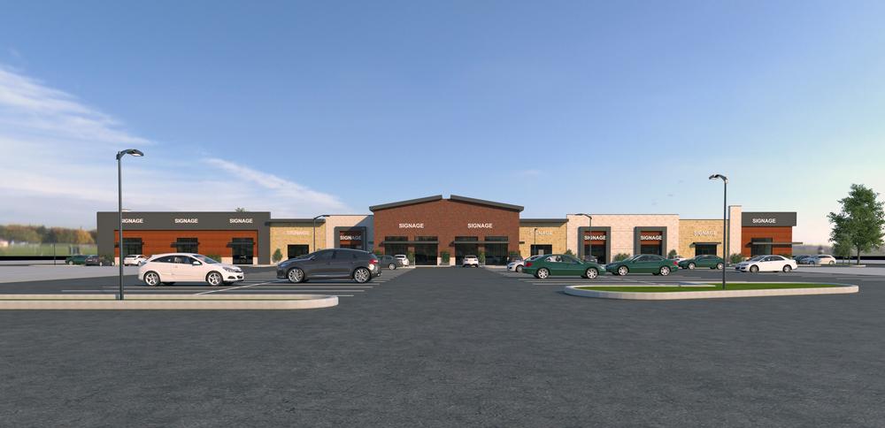 W Tecumseh Rd Retail