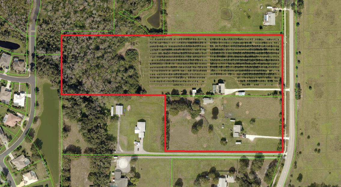 2605 and 2705 Ft. Hamer Rd., Parrish, FL 34219