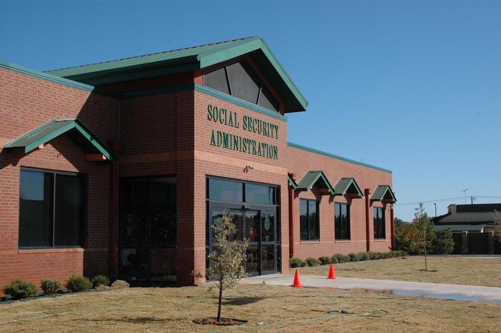 Wichita Falls SSA Building
