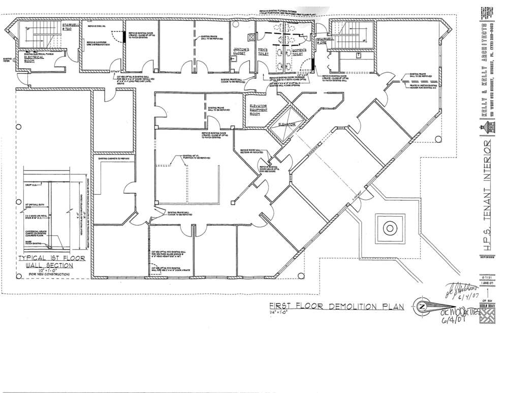 12,463 SF Two Story Professional Office Building