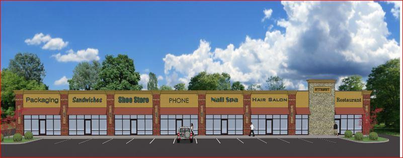 Rock Hill Retail Center