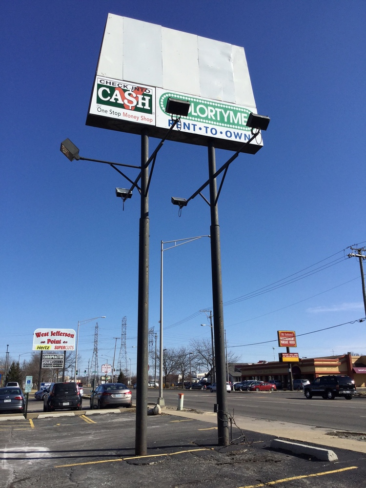 Retail Center For Sale/Lease In Joliet
