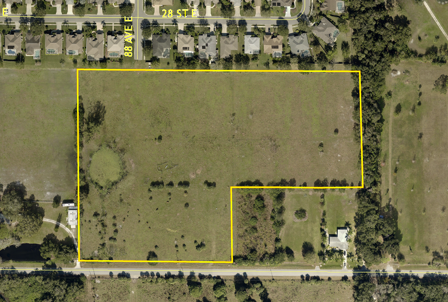 E. 25th Street, Parrish, FL 34219