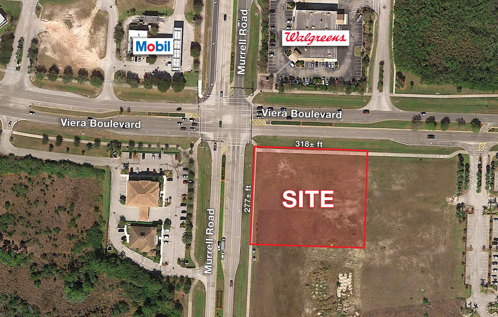Corner Lot for Ground Sublease