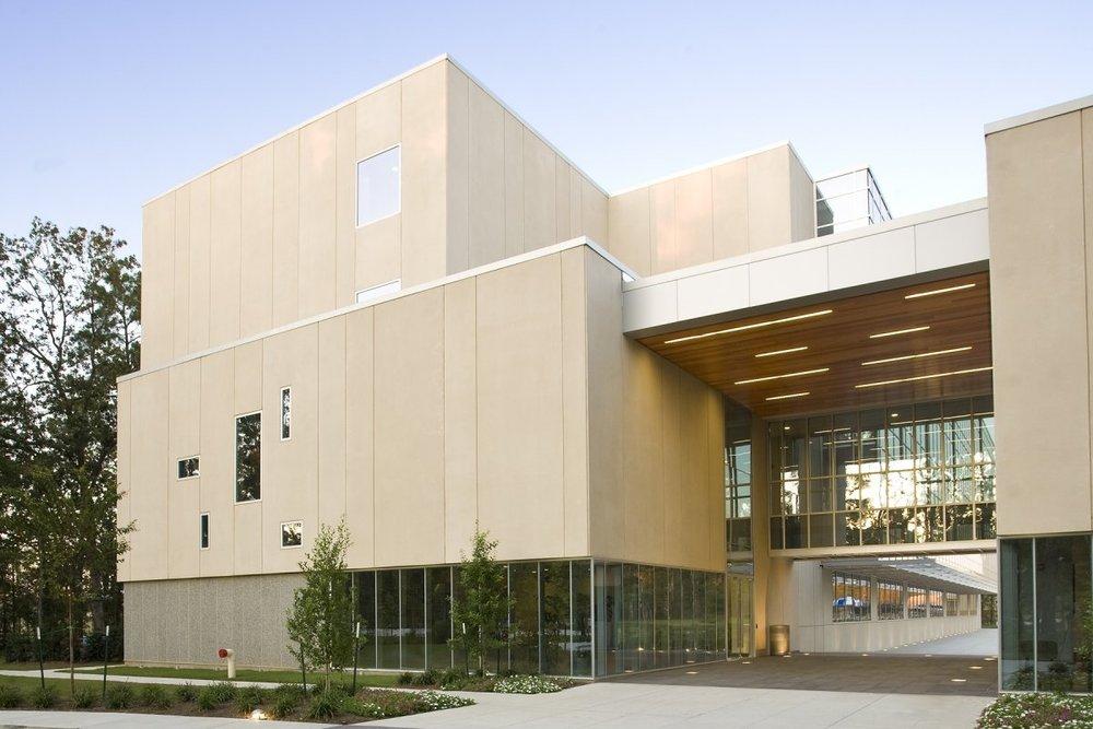 Cypress Bend Office Building / Stone Creek Club & Spa Campus
