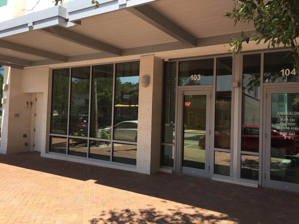 1301 Main St., Ste. 103 & 105, Sarasota, FL 34236
