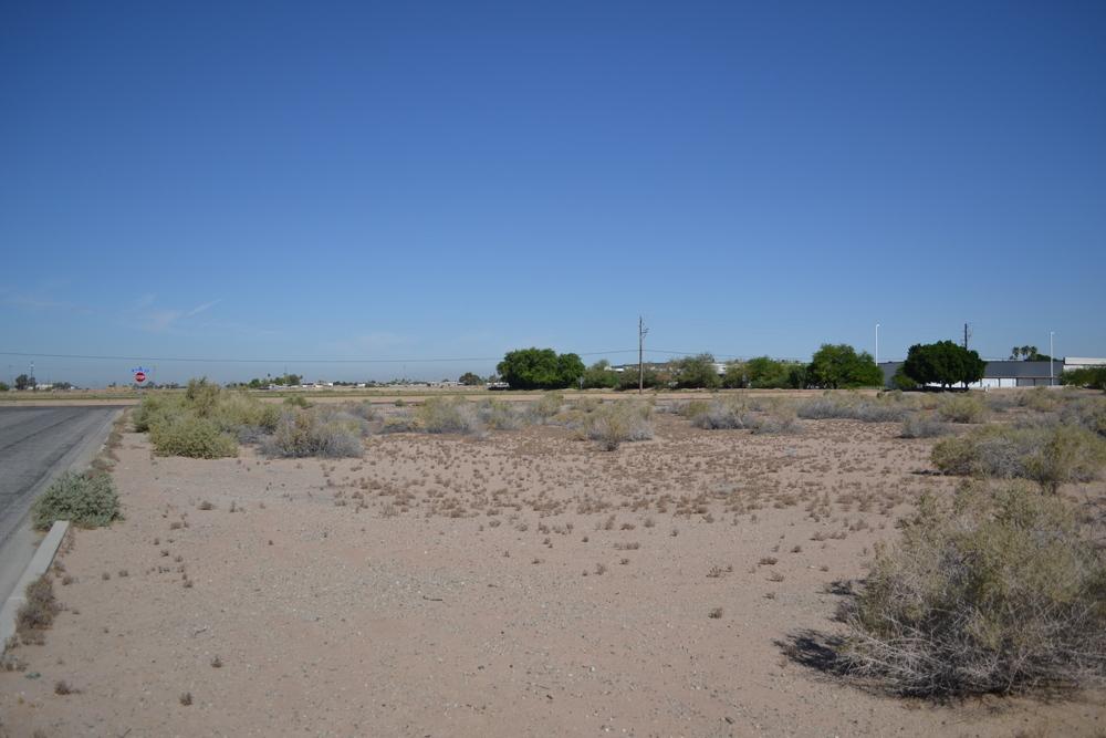 Arizona Avenue Industrial Parcel